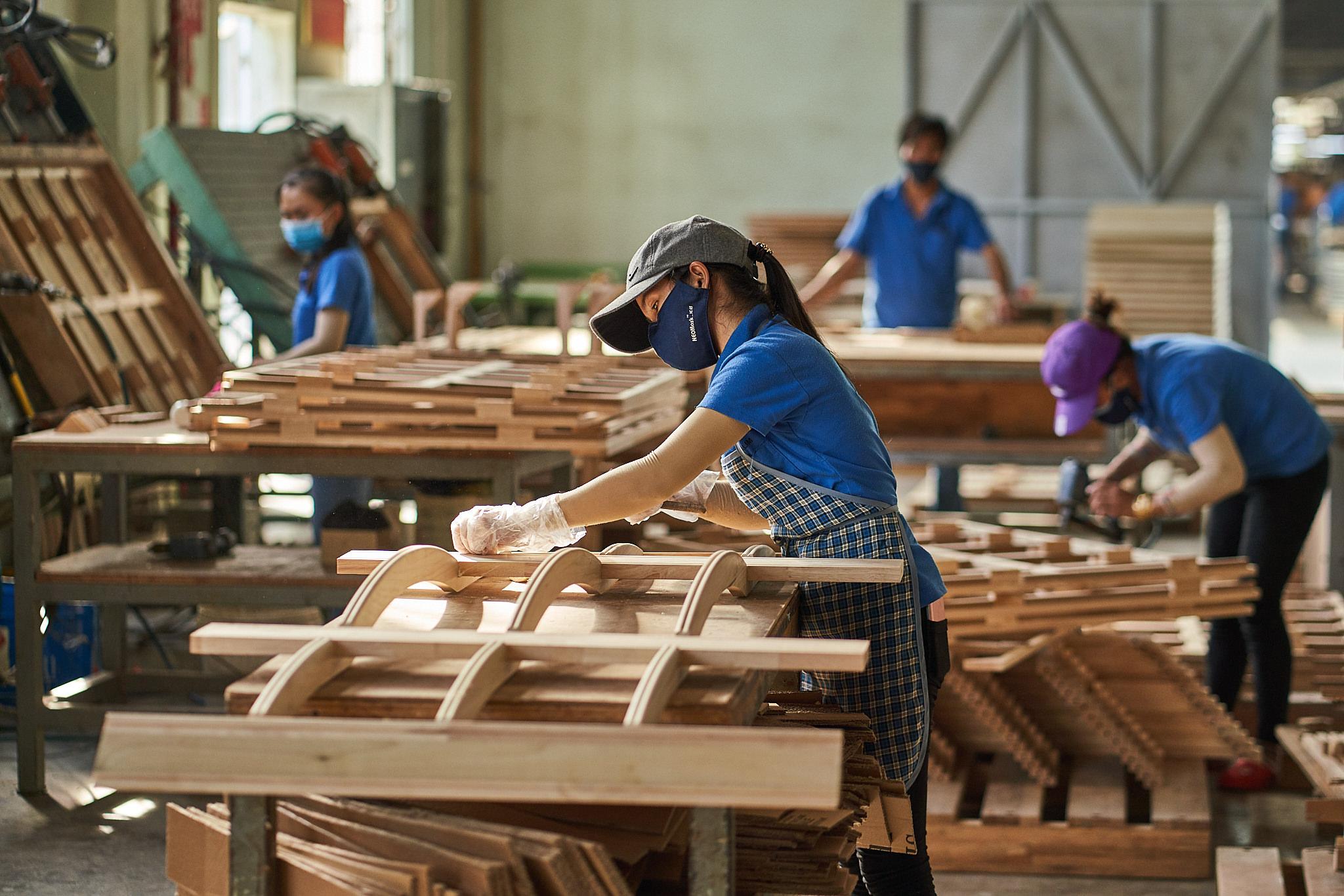 Vietnam Furniture Photographer