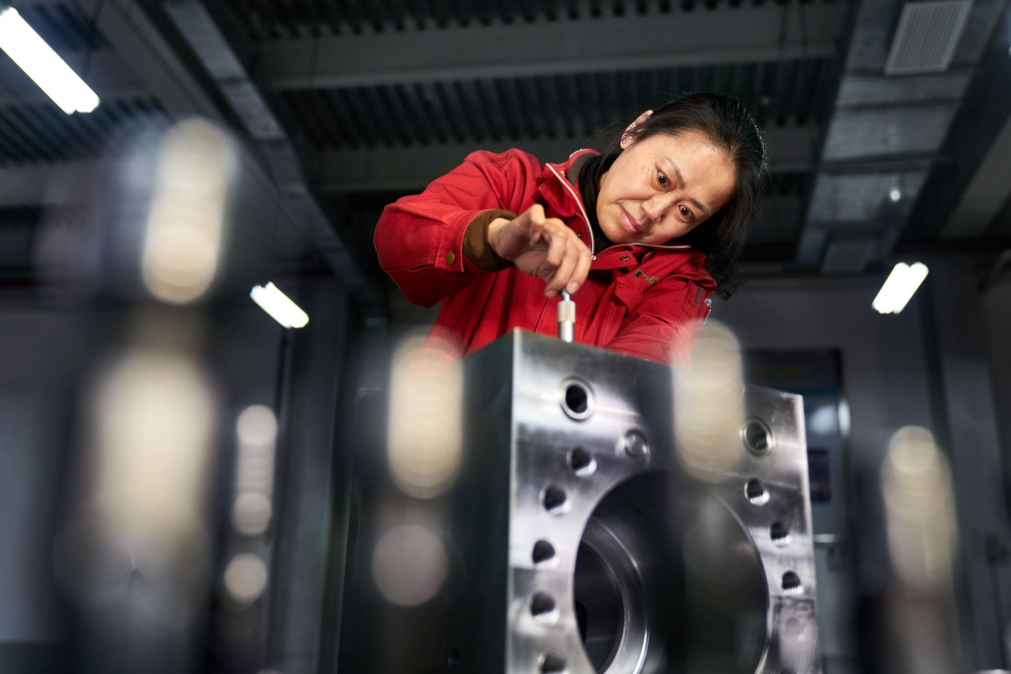 china factory photographer