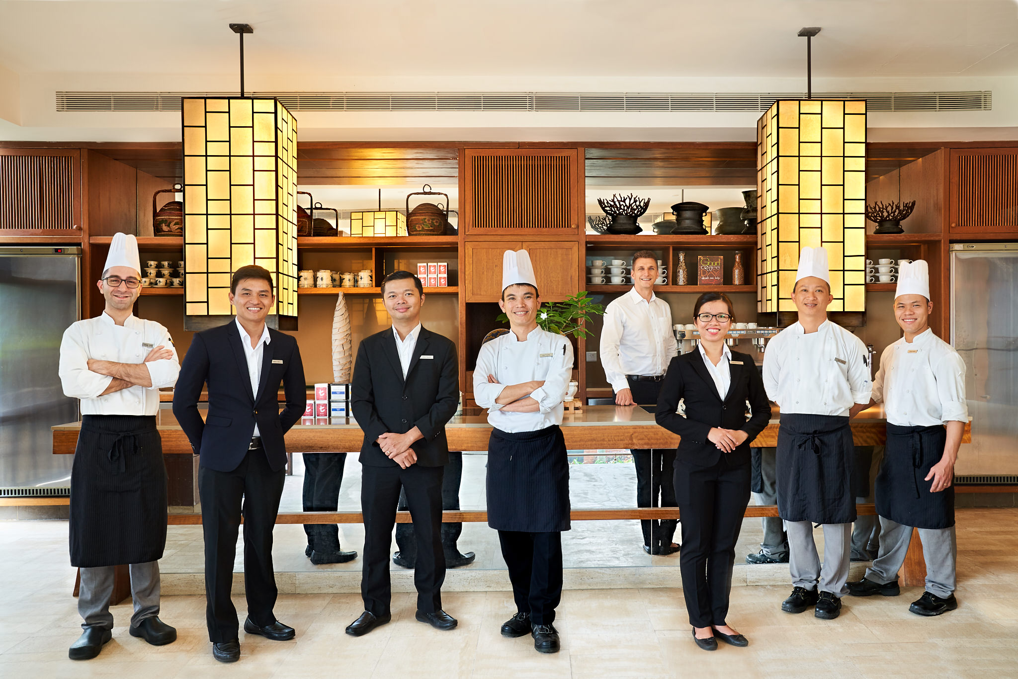 Hyatt Danang Group Staff Photo